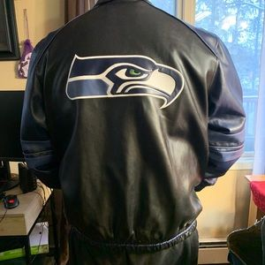 Seattle Seahawks nfl official jacket